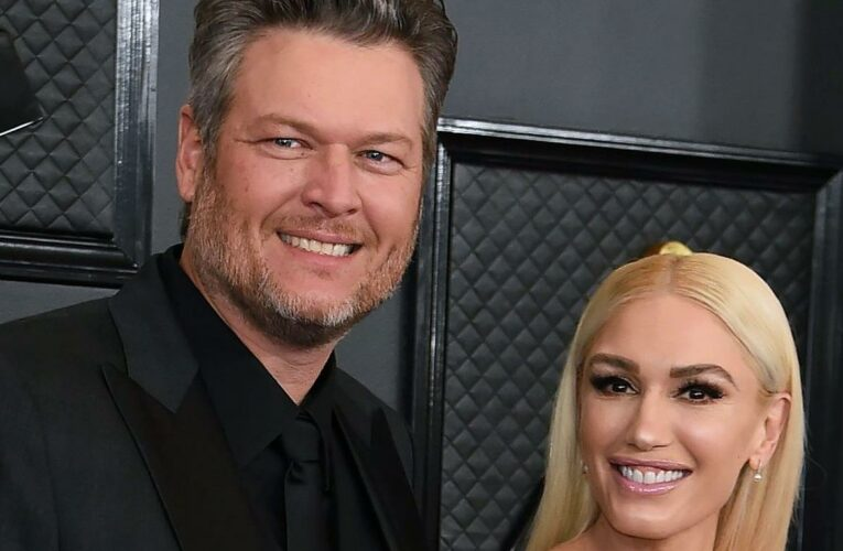 New Ring Alert! Are Gwen Stefani and Blake Shelton Already Married?