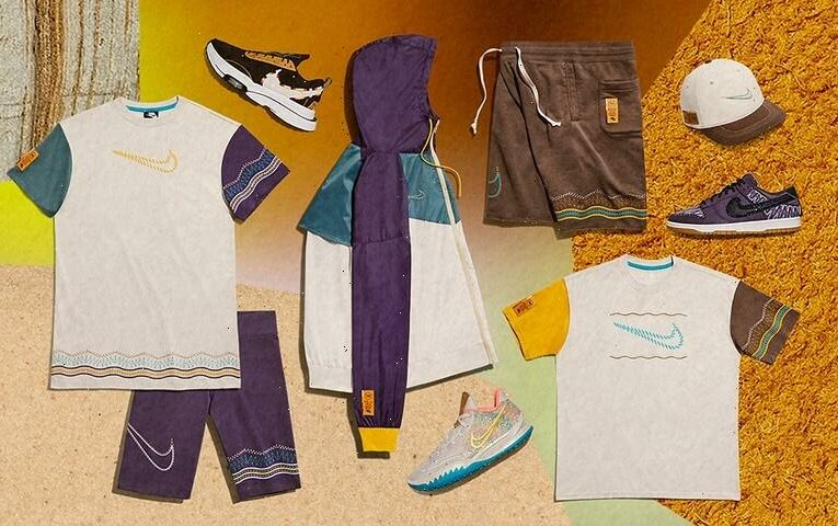 Nike Champions Representation for Its Latest N7 Collection