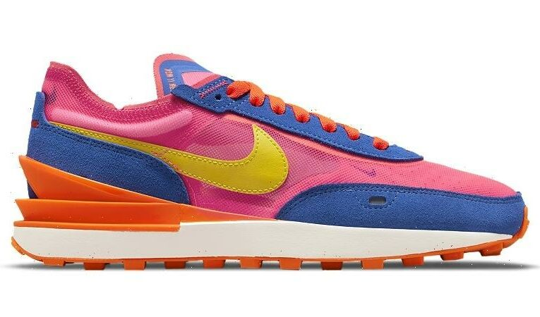 Nike Unveils Neon-Filled Waffle One Colorway