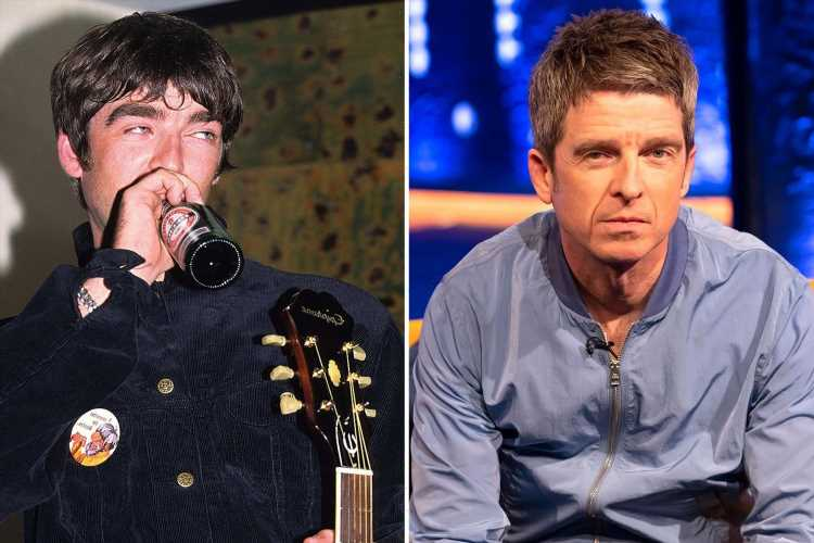 Noel Gallagher says he's 'boozing as hard as the nineties' thanks to lockdown