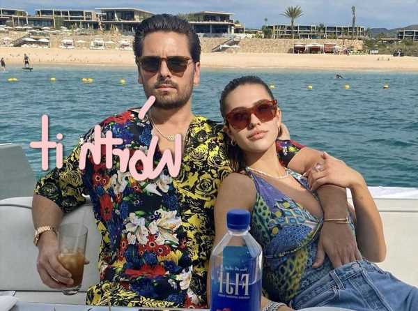 OMG! Scott Disick Spent HOW MUCH On Another Extravagant Birthday Gift For Amelia Hamlin?!