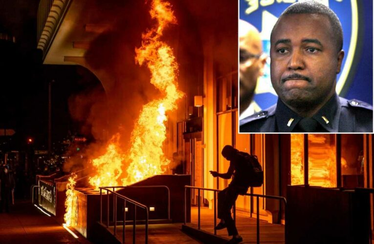 Oakland police chief rips $17M budget cut as murder rate soars