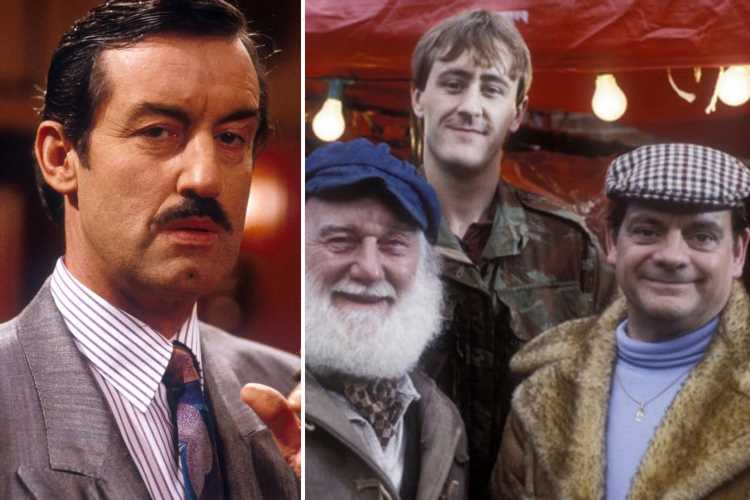 Only Fools and Horses star John Challis says the 'berserk' woke mob will never drive the show off air