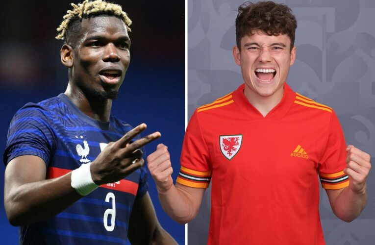 Paul Pogba tipped Wales to be a Euro 2020 dark horse after friendly with France, reveals Man Utd team-mate Daniel James