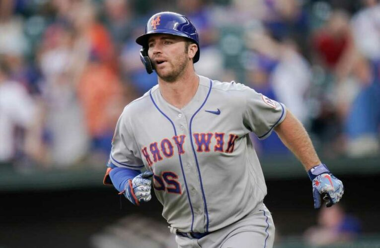 Pete Alonso rips MLB over substance scandal with conspiracy theory