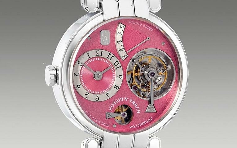 Phillips Hong Kong XII Watch Auction Raises $24.6m USD