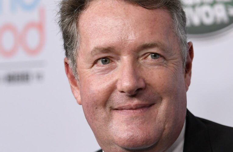 Piers Morgan Just Gave This Warning To Meghan And Harry