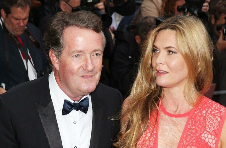 Piers Morgan's wife Celia Walden addresses Susanna Reid 'better wife' jealousy