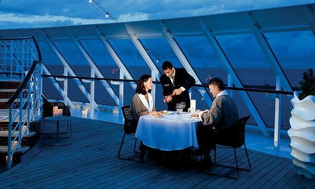 Push the boat out! The most decadent things you can do on a cruise