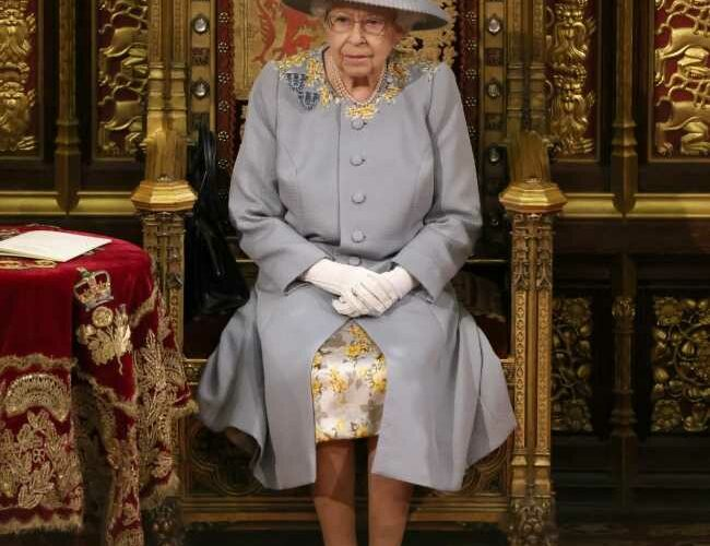 Queen Elizabeth banned 'coloured immigrants or foreigners' from office work