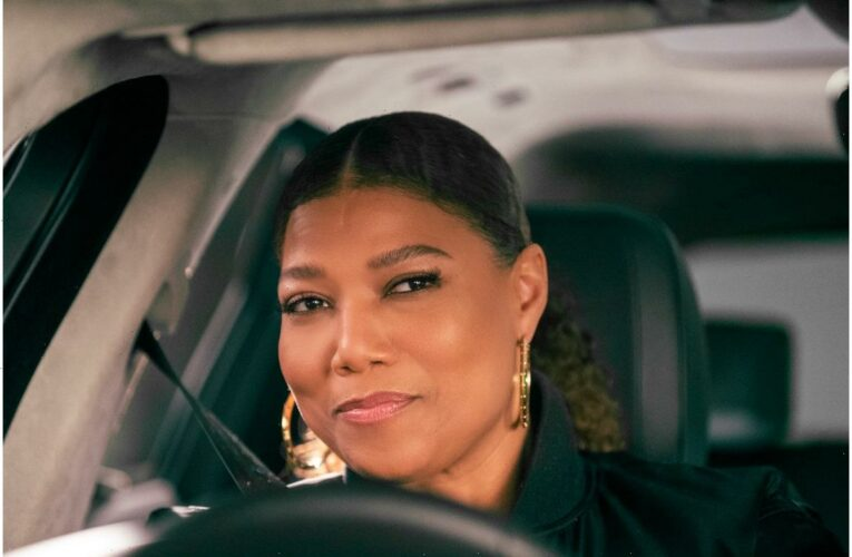 Queen Latifah Says She Would Never Cover-up Her Signature Forehead Scar: 'It Gives My Face Character'