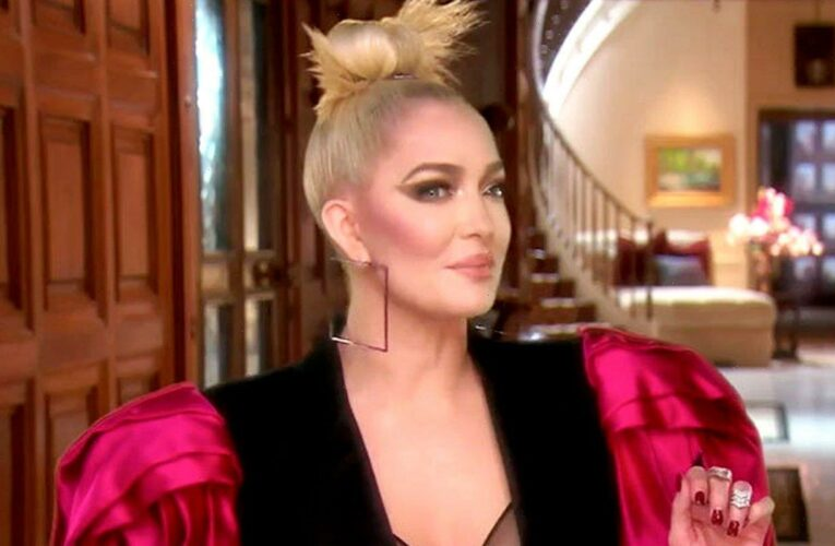 'RHOBH': Erika Jayne Opens Up About Her 'Complicated' Divorce