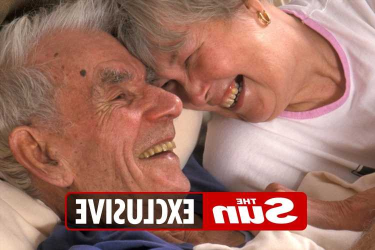 Record number of men over 80 taking Viagra including one gent aged 102
