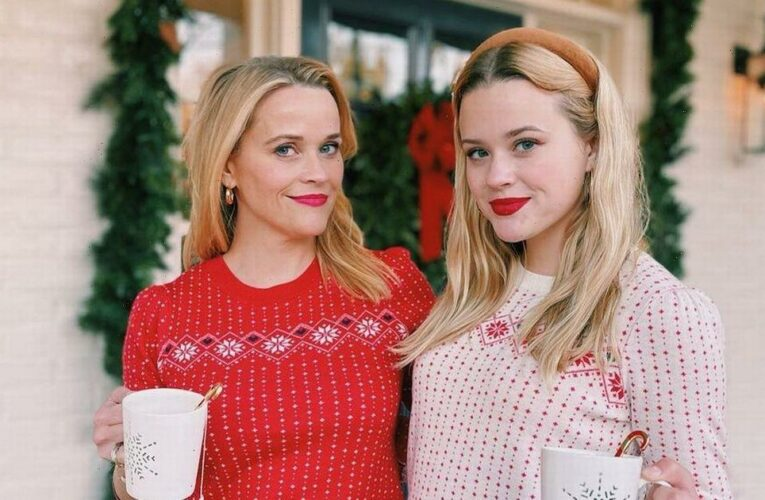 Reese Witherspoon tears up as she opens up on close bond with her lookalike kids