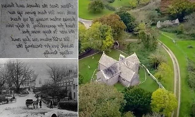 Residents of village of Tyneham had to leave homes for Allied troops