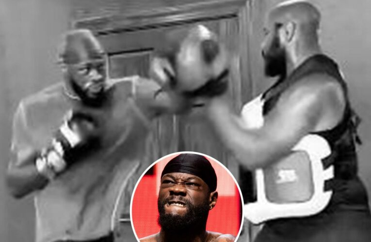 Ricky Hatton warns Tyson Fury he has spotted Deontay Wilder disguising 'murderous punches' in training
