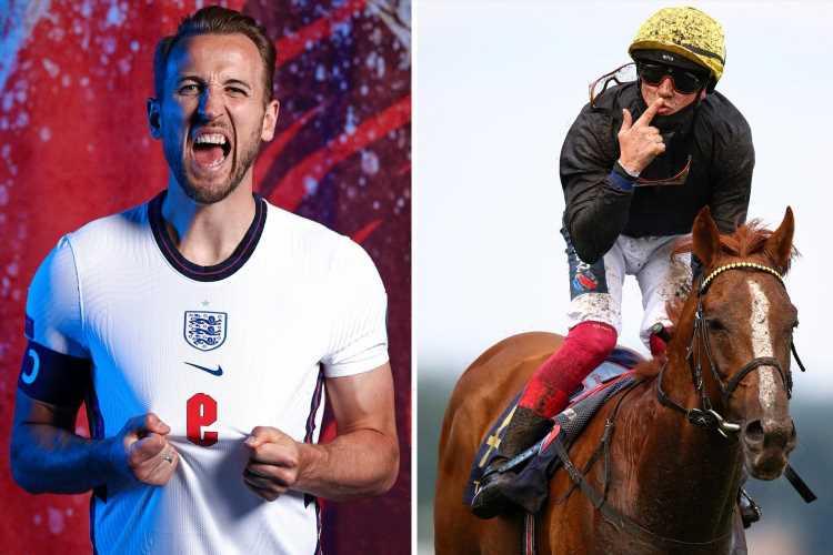 Royal Ascot and Euro 2020 offer: Kane, Ronaldo, Lukaku 3+ goals each plus Palace Pier and Stradivarius to win – BIG 12-1