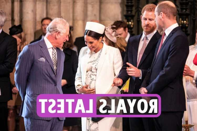 Royal Family latest news – Prince Charles 'gave substantial sum' to Harry & Meghan despite 'cut off' claims to Oprah