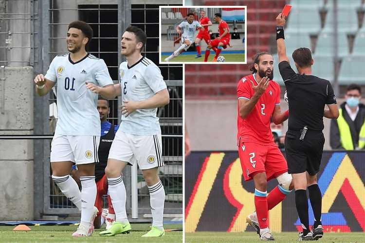 Scotland are a dangerous loose cannon to reach Euro 2020 knockout stages after cruising to warm-up win over Luxembourg