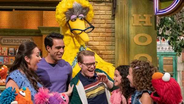 Sesame Street Highlights Gay Dads In 'Family Day' Episode During Pride Month