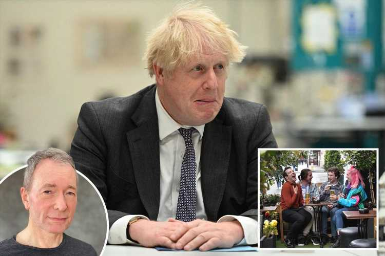Show some bottle, Boris…and let us enjoy the freedom that we've earned