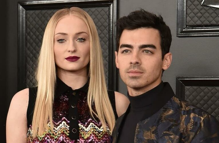 Sophie Turner and Joe Jonas share never-before-seen wedding pictures