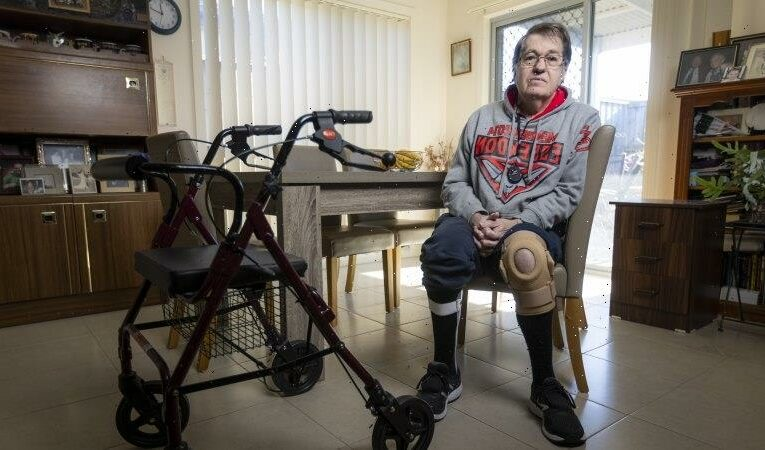 Stop squabbling and get vaccinated, says polio survivor
