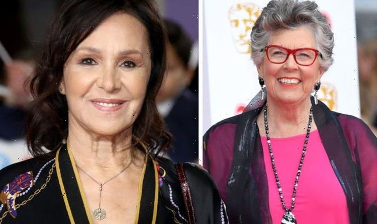 Strictly's former judge Arlene Phillips and Bake Off's Prue Leith made DAMES by Queen