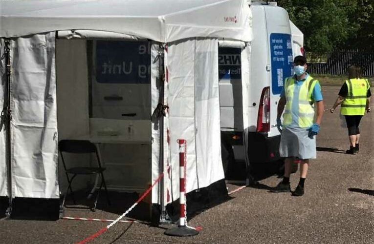 Surge Covid tests rolled out in parts of Canterbury as Indian variant cases continue to climb