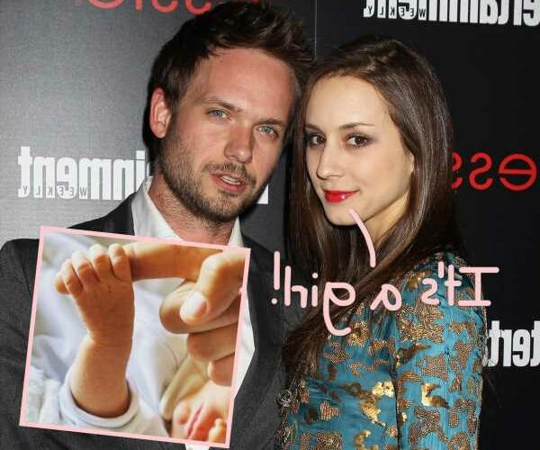 Surprise!Pretty Little Liars' Troian Bellisario Welcomes 2nd Child With Patrick J. Adams!