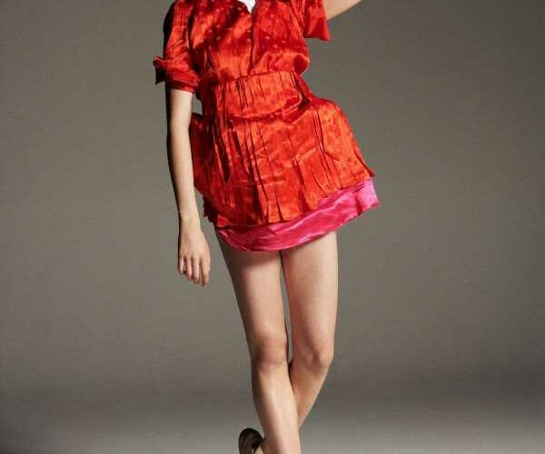 The Baby-Doll Dress Makes a Comeback