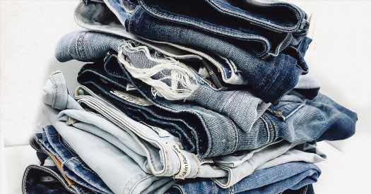 The Life and Death of Your Jeans