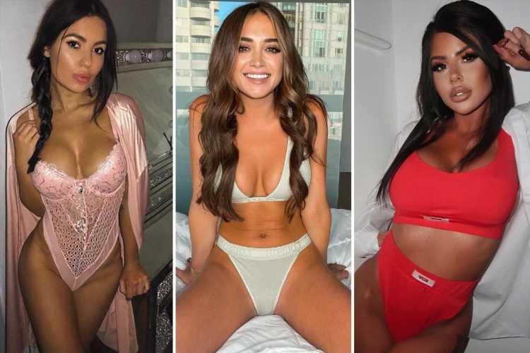 The Love Island stars who look unrecognisable compared to their time on the show – so can YOU tell who they are?