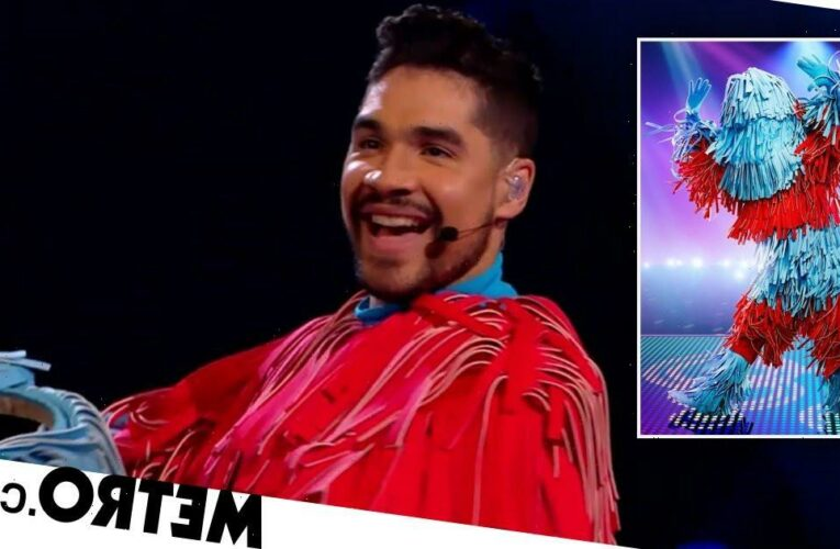 The Masked Dancer UK: Carwash crowned winner as he's revealed as Louis Smith