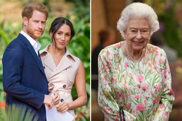 The Queen made a secret nod to Meghan and Harry at the G7 summit in Cornwall & it was so subtle you probably missed it