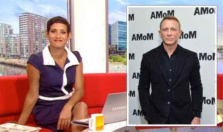 'Thinking of you' Naga Munchetty teases BBC Breakfast co-star over diet