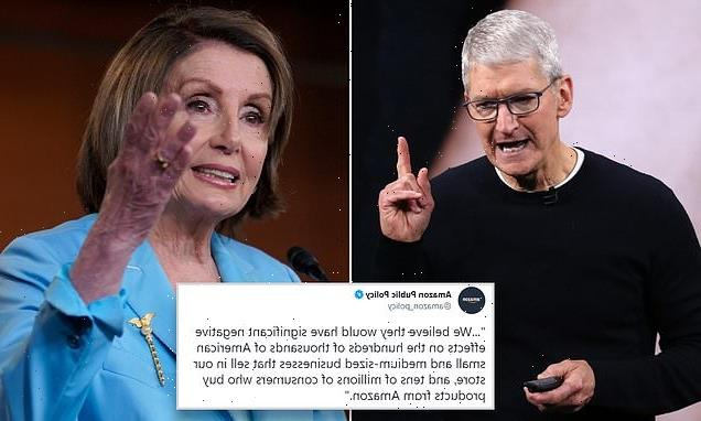 Tim Cook called Nancy Pelosi to warn over 'rushed' antitrust bills