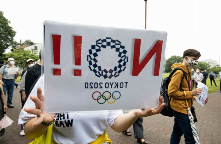 Tokyo Olympics must be cancelled as it's 'impossible' to keep safe from Covid, warns top virologist