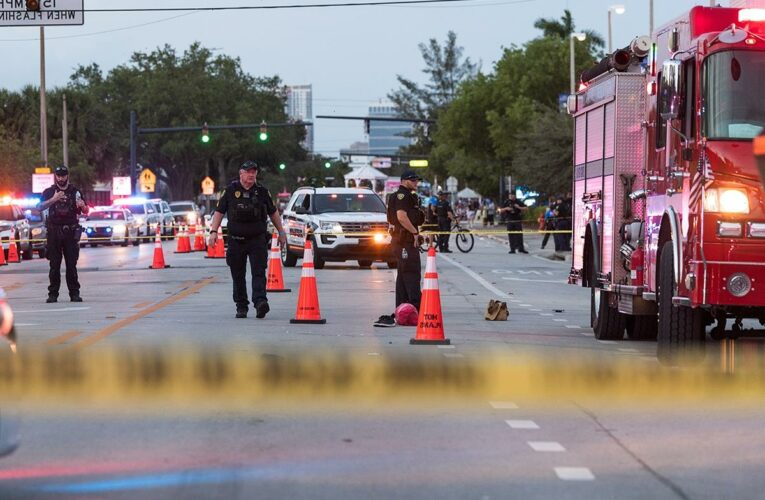 Truck driver, 77, apologizes for plowing into Wilton Manors Pride parade & killing fellow gay men's chorus group singer