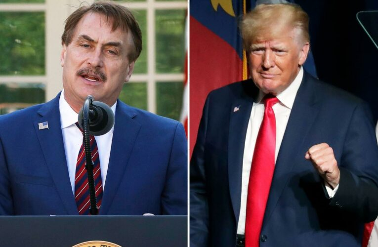 Trump 'will be president again in 6 months & US will have greatest rebirth in history', MyPillow's Mike Lindell says