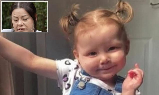 Two-year-old daughter swallows remote control battery and dies