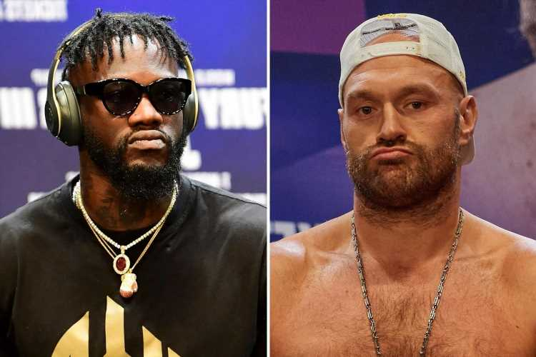 Tyson Fury vs Deontay Wilder ticket prices confirmed with fans expected to fork out a staggering £360 for CHEAPEST seats