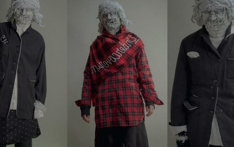 """UNDERCOVER Launches UNDERCOVERISM Men's Line With """"Neoboy"""" FW22 Collection"""