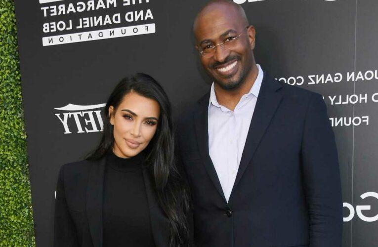 Van Jones 'blown away' by Kim Kardashian's 'poise and persuasiveness'