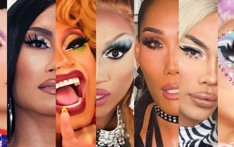 Watch these 'Drag Race' Stars Celebrate PRIDE and their API Heritage