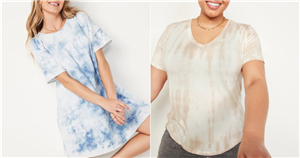 We Love Wearing Tie-Dye, and Right Now, These 15 Pieces From Old Navy Are Our Faves