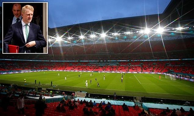 Wembley 'could host 65,000 fans' for Euros semi-final and final