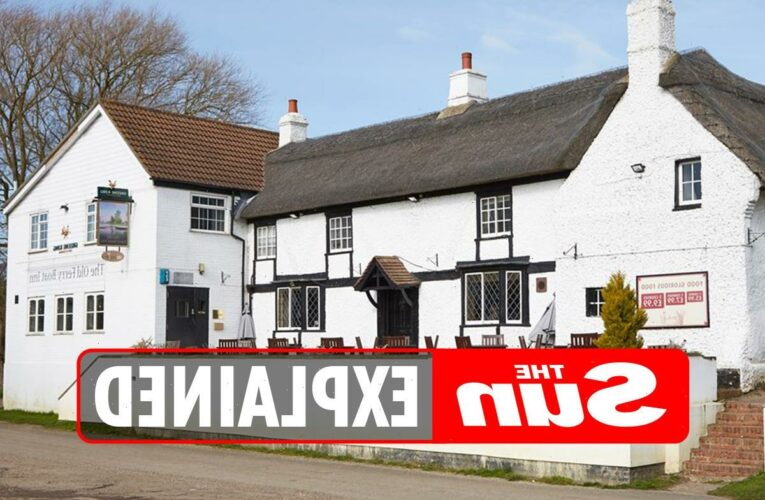 What is the oldest pub in England?