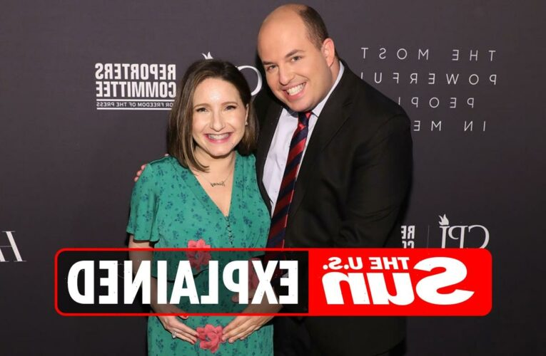 Who is Brian Stelter's wife Jamie Shupak Stelter?