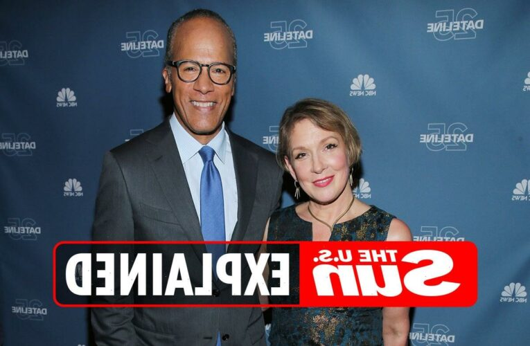 Who is Lester Holt's wife Carol Hagen?